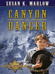 Canyon of danger cover image