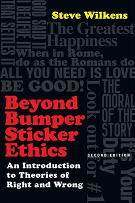 Beyond Bumper Sticker Ethics — Kalamazoo Public Library