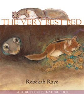 Cover image for The Very Best Bed