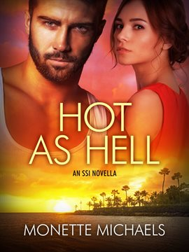 Cover image for Hot as Hell