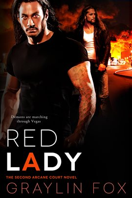 Cover image for Red Lady