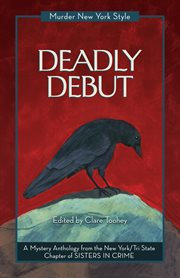 Deadly debut murder New York Style cover image