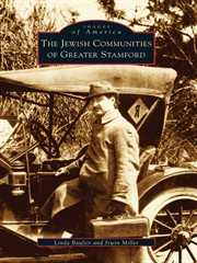 The jewish communities of greater stamford cover image