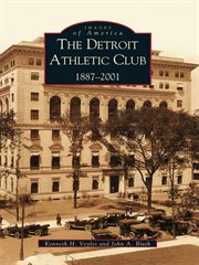 The detroit athletic club cover image