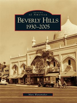 Cover image for Beverly Hills