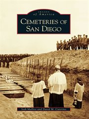 Cemeteries of san diego cover image