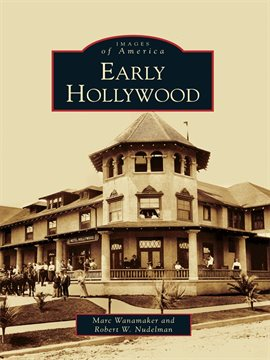 Cover image for Early Hollywood