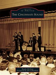 The Cincinnati sound cover image