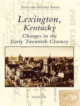 Cover image for Lexington, Kentucky