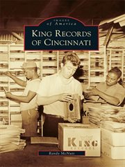 King Records of Cincinnati cover image