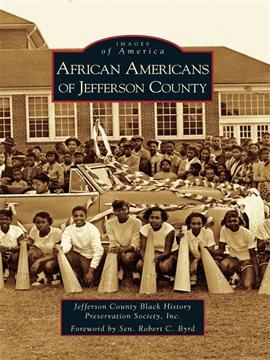 Cover image for African Americans of Jefferson County