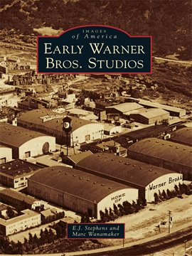 Cover image for Early Warner Bros. Studios