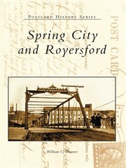 Spring city and royersford cover image