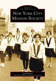New York City Mission Society cover image