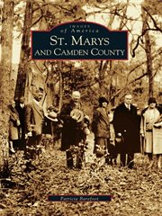 St. Marys and Camden County cover image