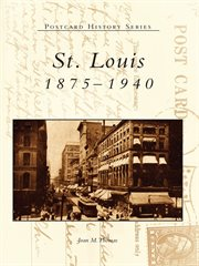 St. Louis 1875-1940 cover image
