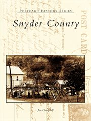 Snyder county cover image