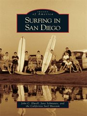 Surfing in San Diego cover image