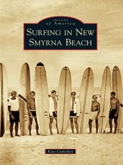 Surfing in new smyrna beach cover image