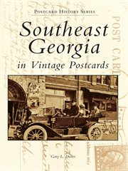 Southeast georgia in vintage postcards cover image