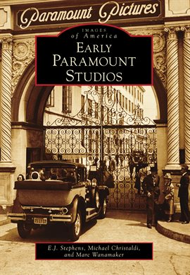 Cover image for Early Paramount Studios