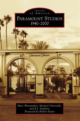 Cover image for Paramount Studios