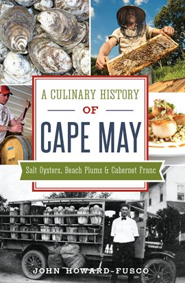 Cover image for A Culinary History of Cape May