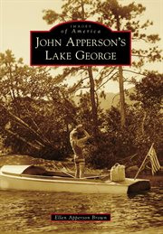 John apperson's lake george cover image