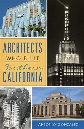 Architects Who Built Southern California, book cover
