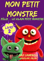 Fľixі le vilain petit monstre cover image