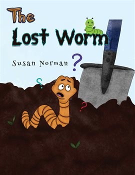 Cover image for The Lost Worm