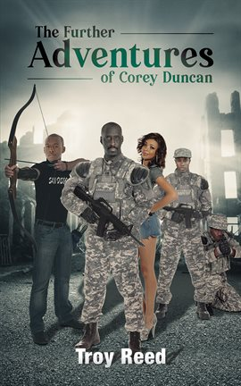 Cover image for The Further Adventures of Corey Duncan
