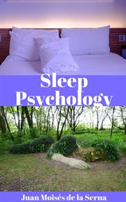 Sleep psychology cover image