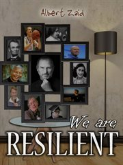 We are resilient cover image