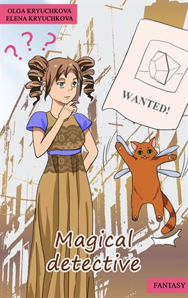 Cover image for Magical Detective