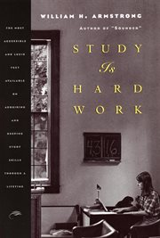 Study is hard work cover image