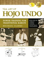 The art of hojo undo power training for traditional karate cover image
