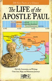 The life of the Apostle Paul cover image