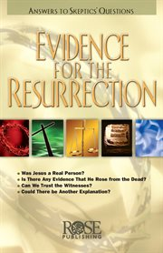 Evidence for the resurrection cover image