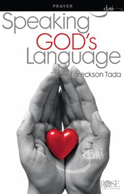 Speaking God's language cover image