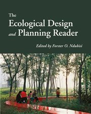 The ecological design and planning reader cover image
