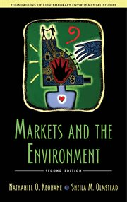 Markets and the environment cover image