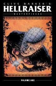Hellraiser masterpieces. Volume 1 cover image