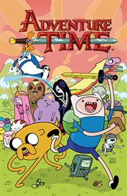 Adventure time. Volume 2, issue 5-9 cover image