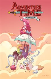 Adventure time with Fionna & Cake. Issue 1-6 cover image