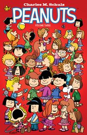 Peanuts. Volume 3 cover image
