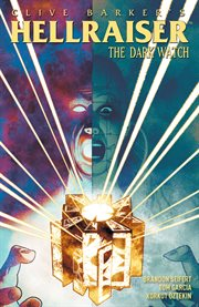 Clive Barker's Hellraiser: the dark watch. Issue 5-8 cover image