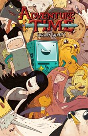 Adventure time. Volume 1, Sugary shorts cover image