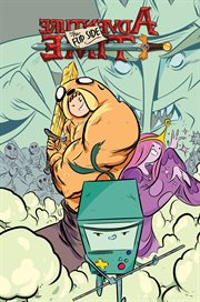Adventure time. Issue 1-6. The flip side cover image