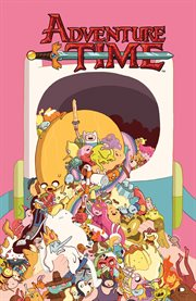 Adventure time. Volume 6, issue 25-29 cover image